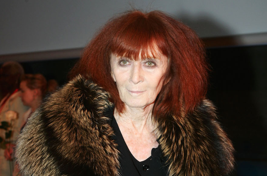 Sonia Rykiel, 'Queen of Knitwear' fashion designer, dies ...