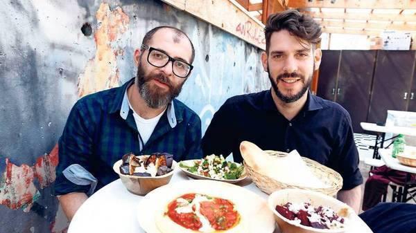 Oz Ben David and Jalil Tabit