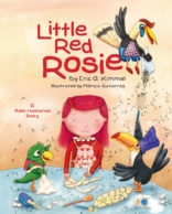 Little Red Rosie: A Rosh Hashanah Story (Apples & Honey Press)
