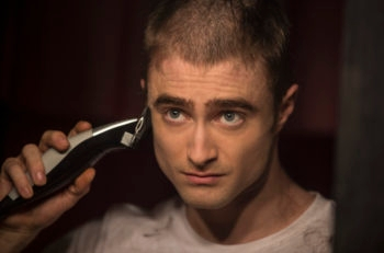 Daniel Radcliffe in a scene from