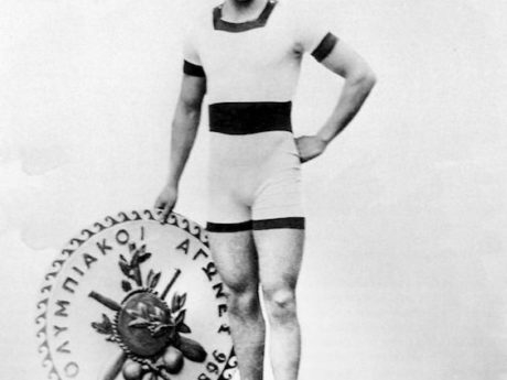The First Olympic Gold Swimmer Was This Hungarian Jew