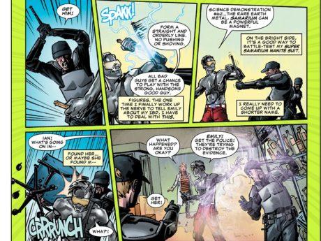 Marvel's Newest (and Jewiest?) Superhero Has Irritable Bowel Syndrome