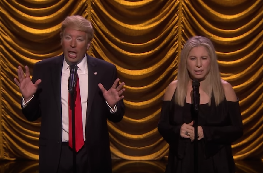 Barbra Streisand Threatens To Move Down Under if Donald Trump Wins