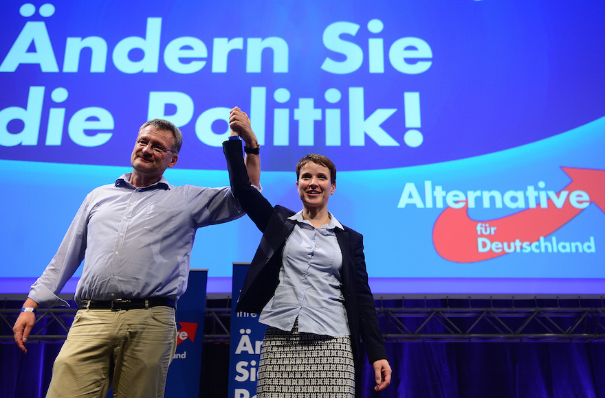 GERMANY: Populist Alternative for Germany (AfD) partys