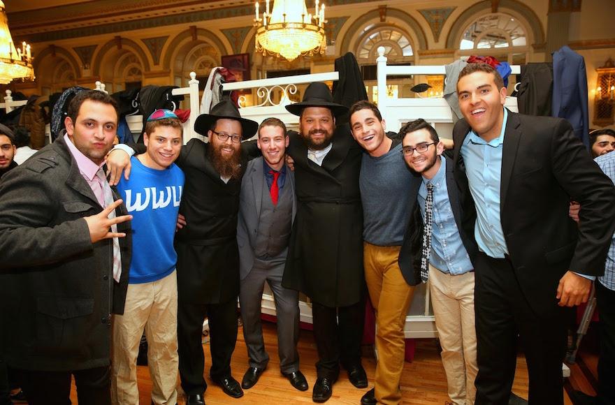 Chabad shabbaton students rabbis