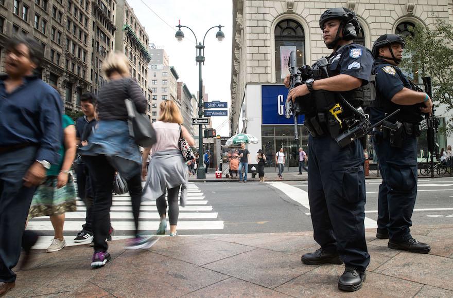 NYPD Herald Square