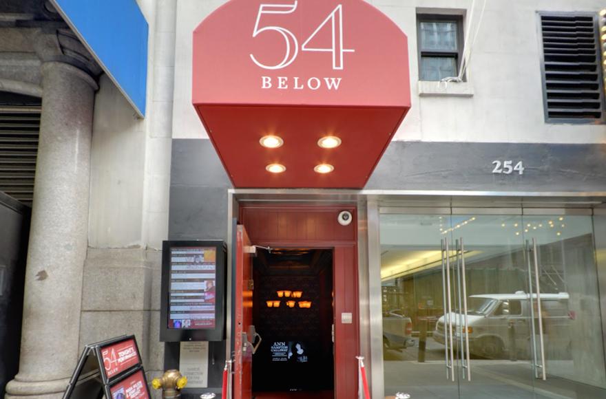 Feinstein's/ 54 Below