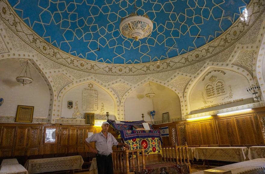 Yossif Tilayev Uzbekistan