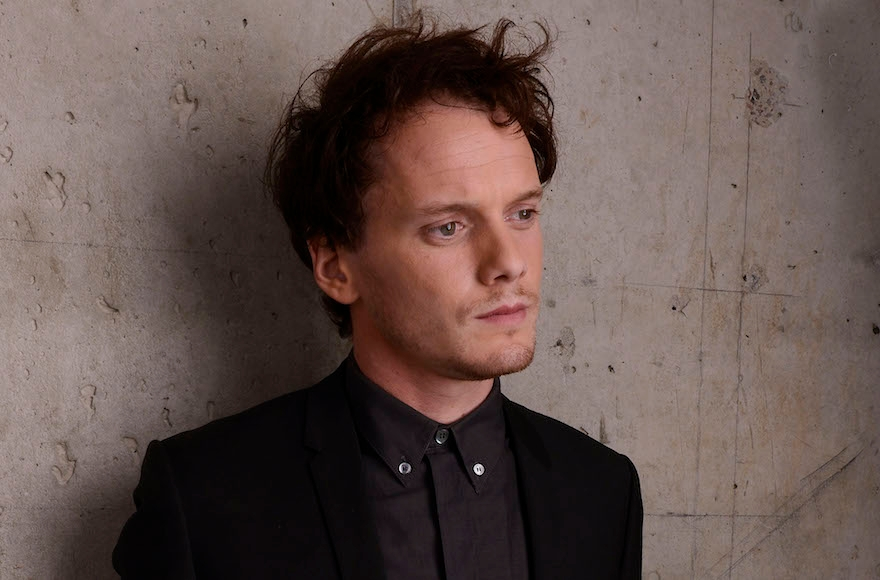 Anton Yelchin at the Tribeca Film Festival in New York City, April 19, 2014. (Larry Busacca/Getty Images)