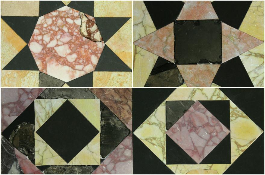 Temple Mount Tiles
