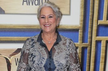 TV producer Marta Kauffman attending the 2016 Writers Guild Awards in Los Angeles, Feb. 13, 2016. (Phillip Faraone/Getty Images)