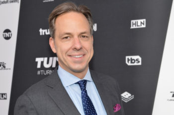 Jake Tapper in New York City, May 18, 2016. (Slaven Vlasic/Getty Images)