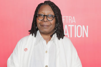 Whoopi Goldberg attending the grand opening Of SAG-AFTRA Foundation's Robin Williams Center in New York City, Oct. 5, 2016. (Neilson Barnard/Getty Images)