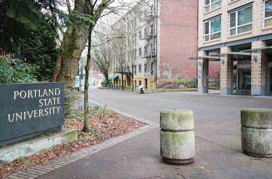 Portland State University (Visitor 7/ Wikimedia Commons, CC BY-SA 3.0)