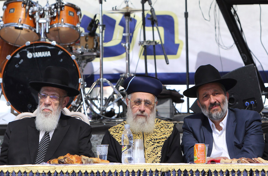 Haredi Jews In Israel: Israeli Jews Displeased With Haredi-driven Government