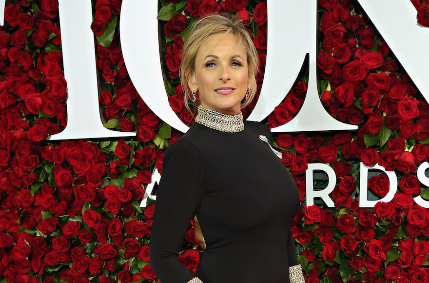 Marlee Matlin at the 70th Annual Tony Awards at The Beacon Theatre in New York CIty, June 12, 2016. (Cindy Ord/Getty Images for Nordstrom )