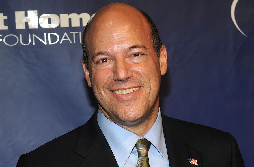 Ari Fleischer attending the 6th annual Joe Torre Safe at Home Foundation Gala at Pier 60 at Chelsea Piers in New York City, Nov. 7, 2008. (Brad Barket/Getty Images)