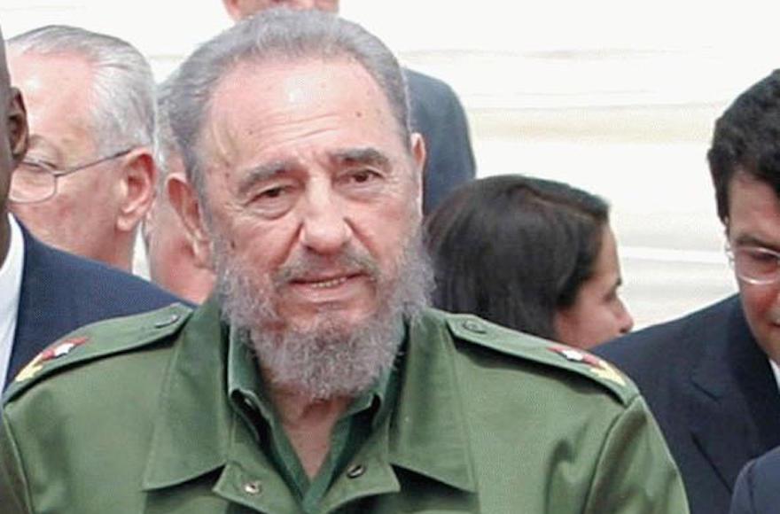 Former Cuban leader Fidel Castro (Carlosar/Wikimedia Commons, CC BY 3.0 BR)