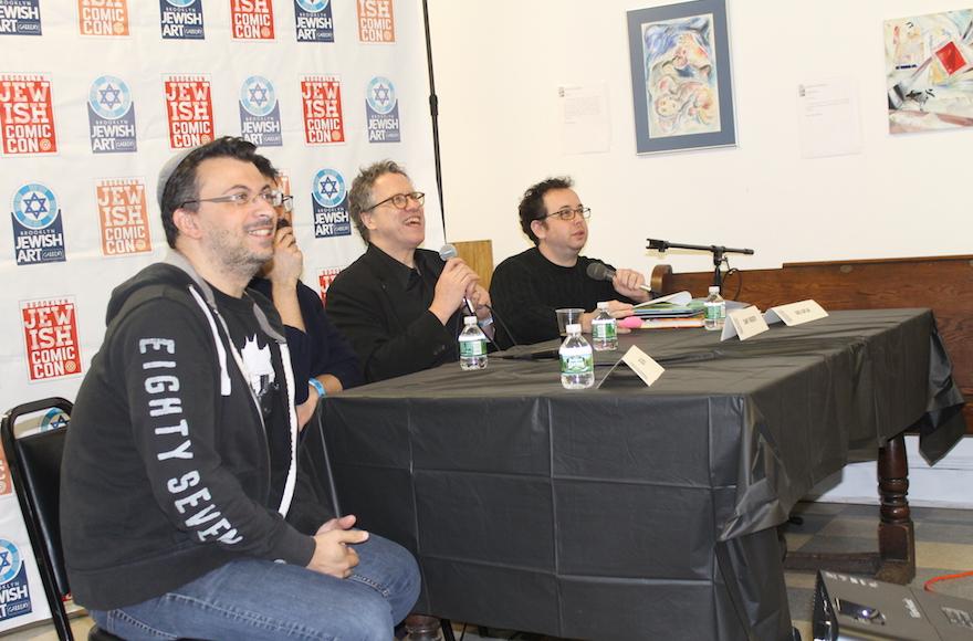Jewish Comic Con