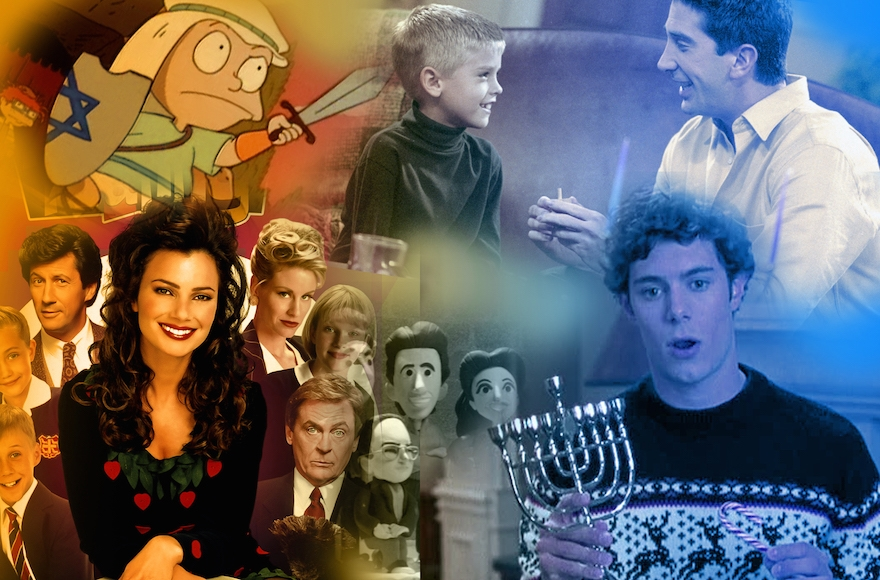 8 TV shows that get Hanukkah just right | Jewish Telegraphic Agency