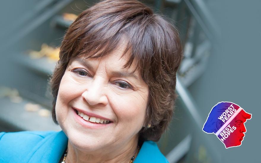 Nancy Kaufman (Courtesy of National Council of Jewish Women))