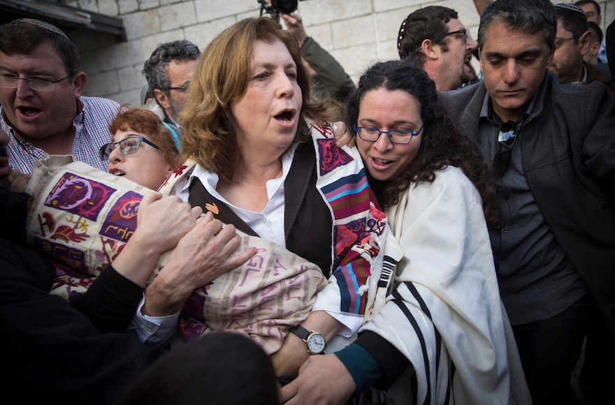 Israeli Supreme Court ruling favors women's prayer at