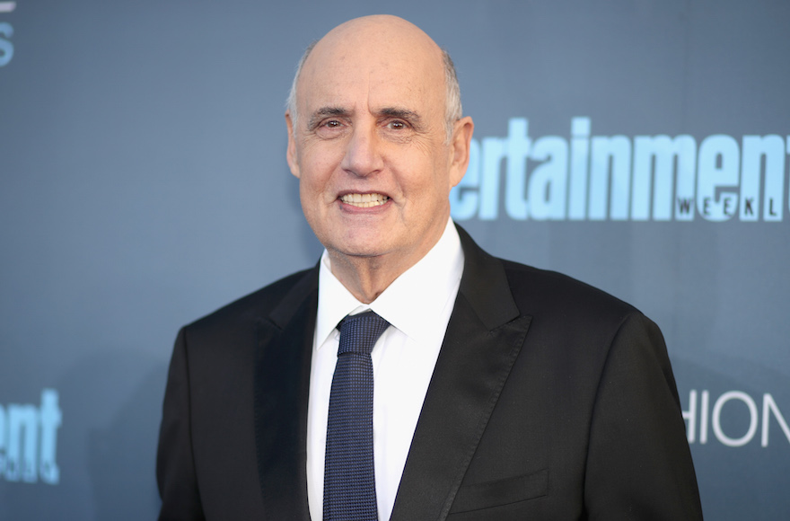 Jeffrey Tambor attending The 22nd Annual Critics' Choice Awards in Santa Monica, Cali., Dec. 11, 2016. (Christopher Polk/Getty Images for The Critics' Choice Awards )
