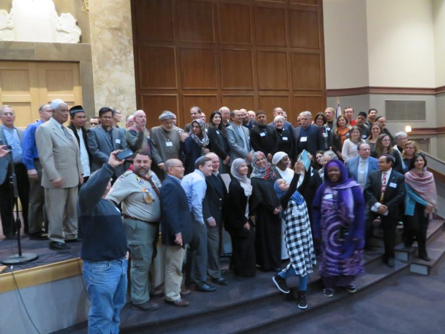 Imams Rabbis