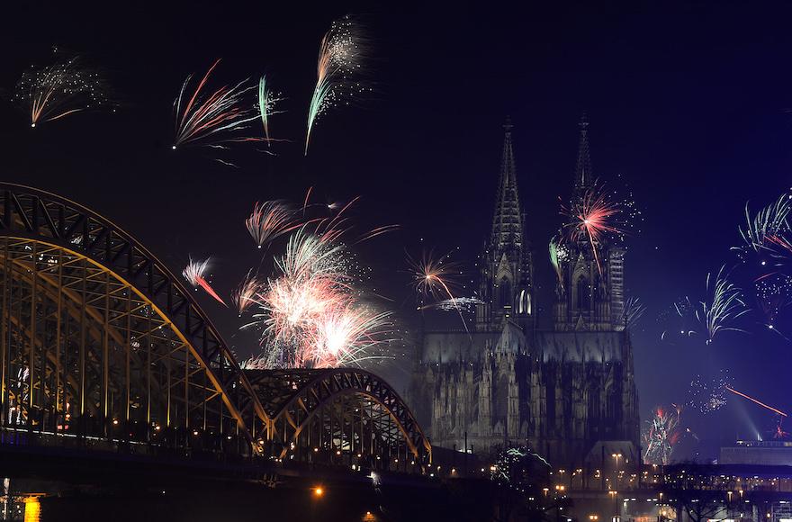 Новый год в Германии. Режим работы магазинов. изображение с сайта www.heihei.ru