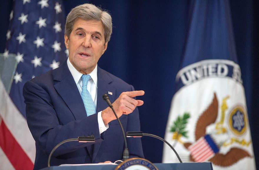 Kerry speech