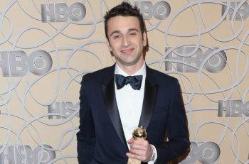 Composer Justin Hurwitz attends HBO's Official Golden Globe Awards After Party at Circa 55 Restaurant in Beverly Hills, Calif., Jan. 8, 2017. (Frederick M. Brown/Getty Images)