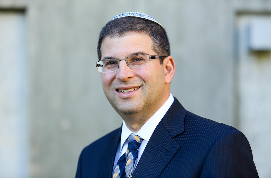Rabbi Seth Farber (Courtesy of ITIM)