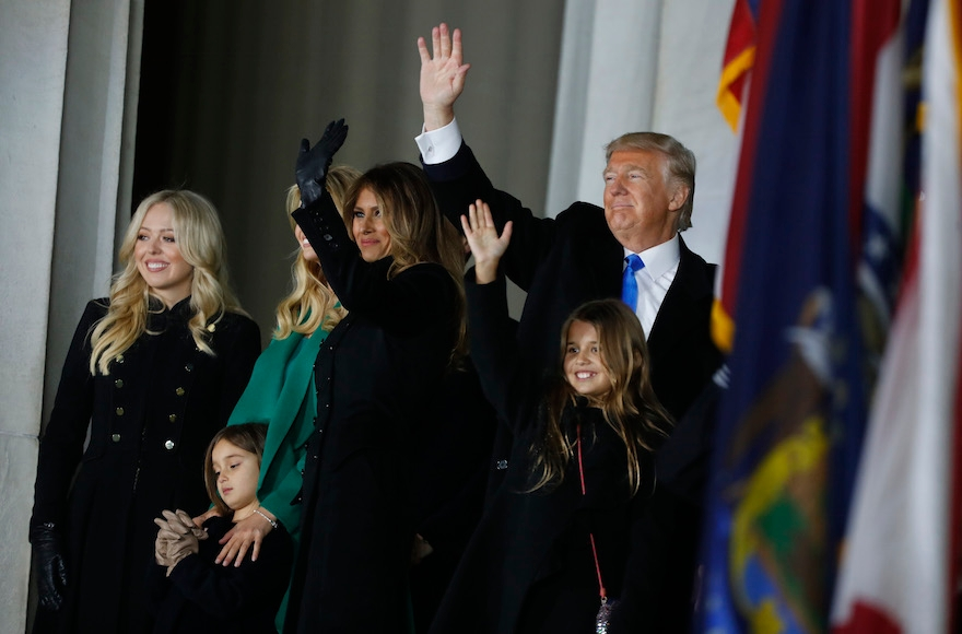 Trump concert