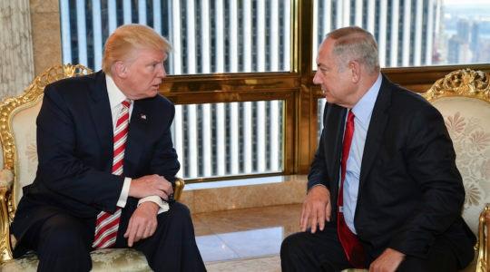 Trump and Bibi