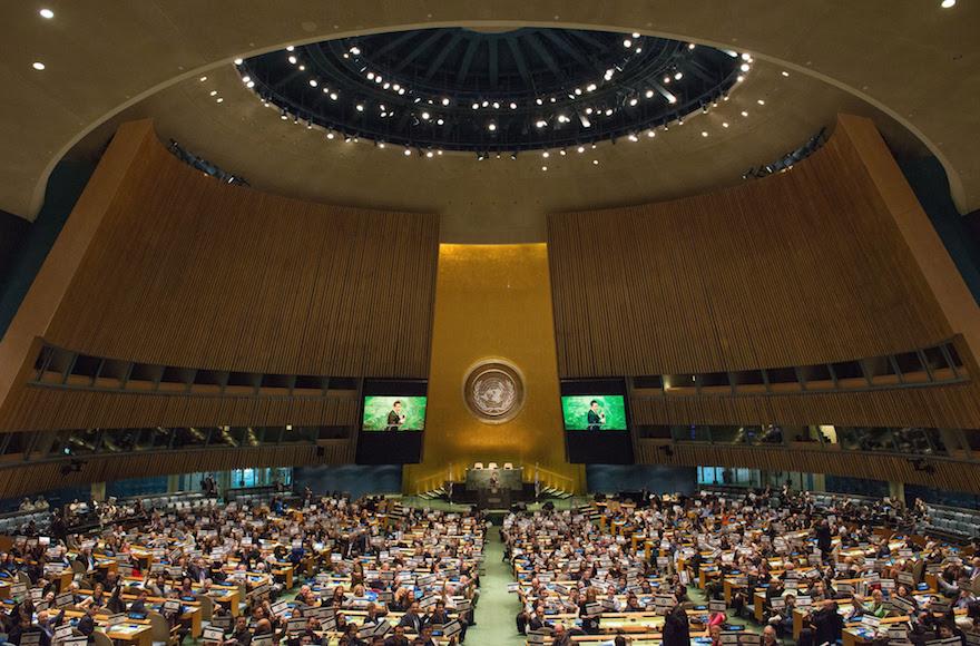 BDS UN