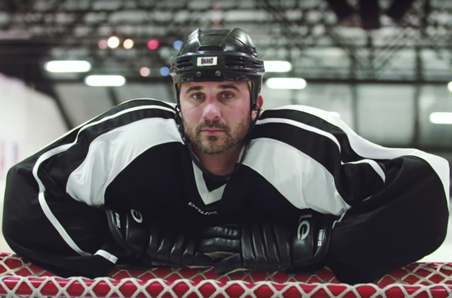 Miracle drug with Israeli roots saves Jewish hockey player hit with