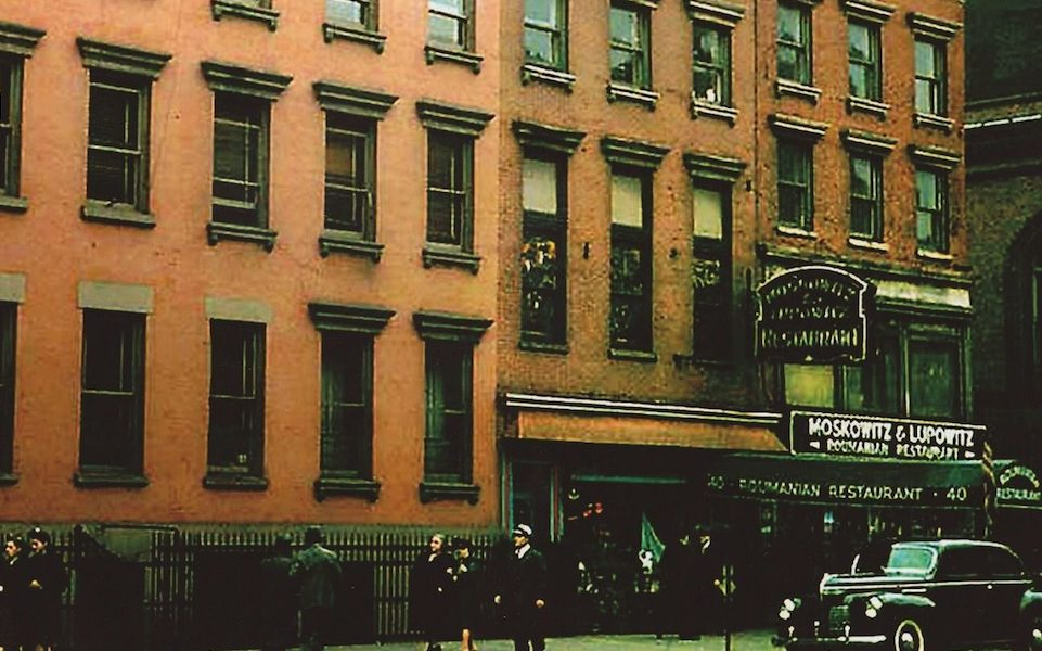Nyc S Bygone Era Of Jewish Romanian Steakhouses Jewish