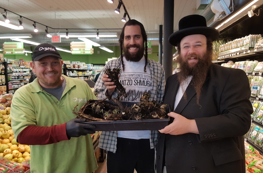 Jta In First For Masbia Soup Kitchen Opens For Seders