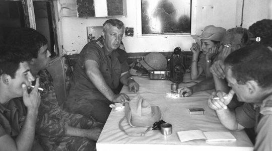 Sharon Six-Day War