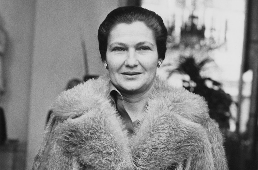 simone veil french feminist and politician who survived the holocaust dies at 89 jewish. Black Bedroom Furniture Sets. Home Design Ideas