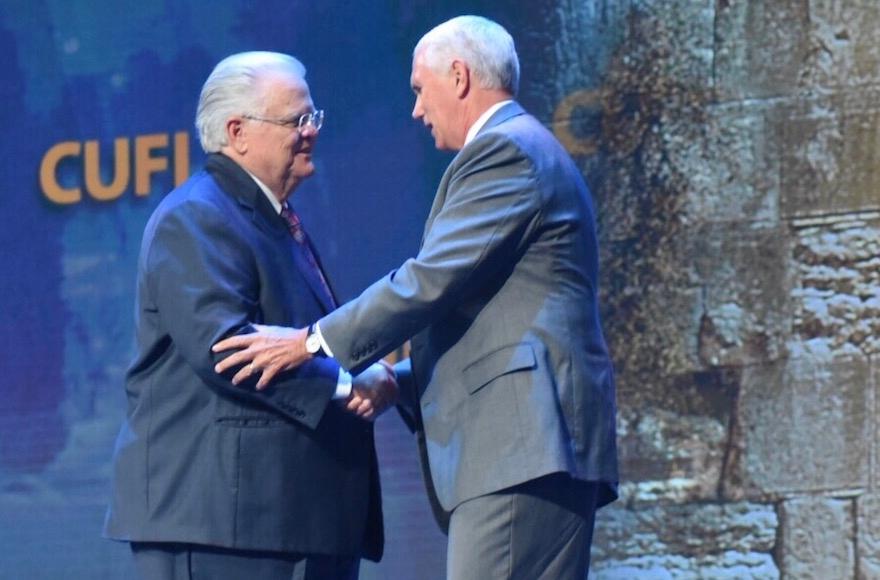Trump sending top officials to speak to pro-Israel evangelicals conference