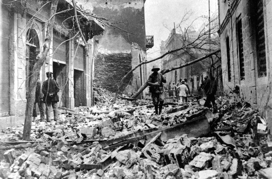 A century ago, Jewish Salonica burned. It was rebuilt, only to be destroyed anew.