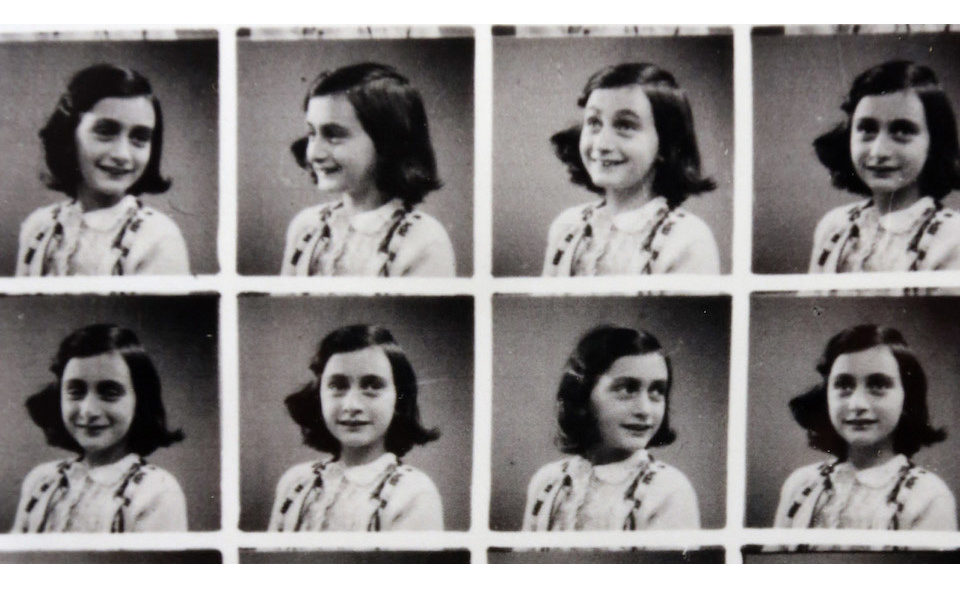 in 1950 anne frank�s diary was rescued from the publisher