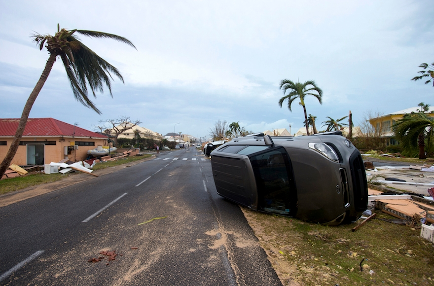 Saint Martin Impacts September 6, 2017