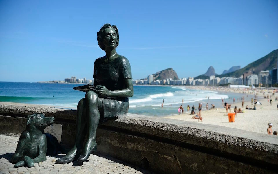 Clarice Lispector Brazils Beloved Writer Was Born In A Russian