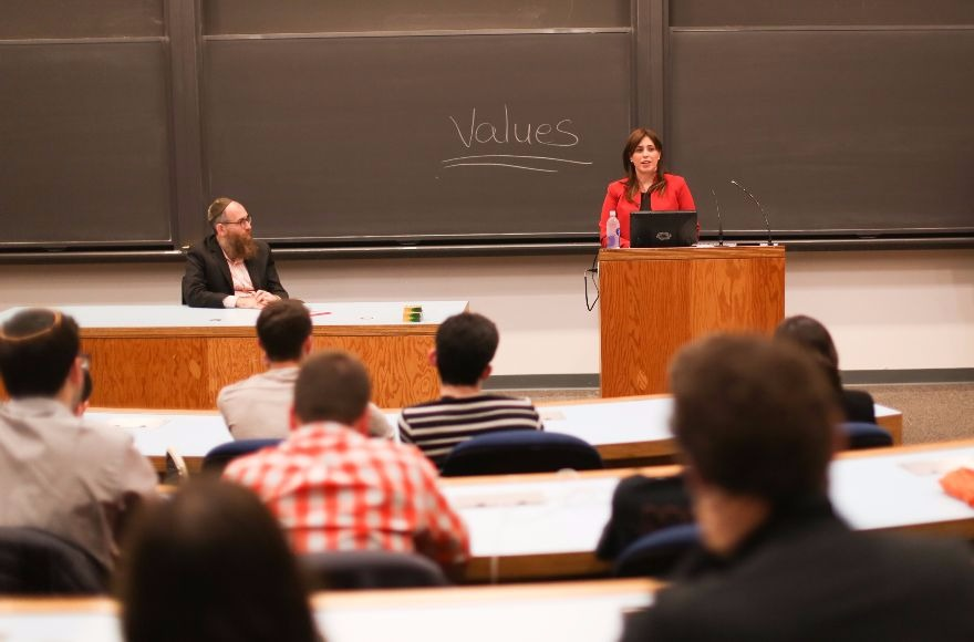 https://www.jta.org/wp-content/uploads/2017/11/Hotovely-at-Princeton-1.jpg
