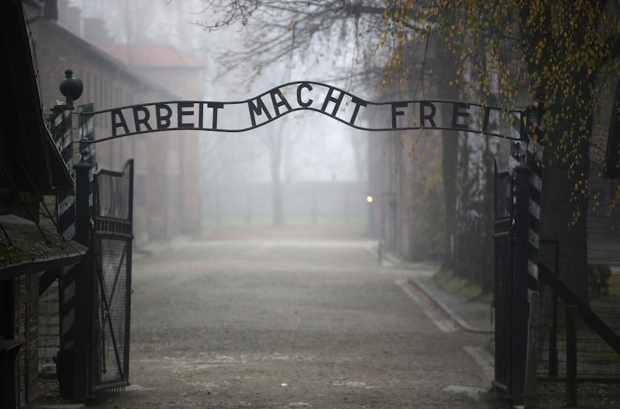 Znalezione obrazy dla zapytania polish death camps wp