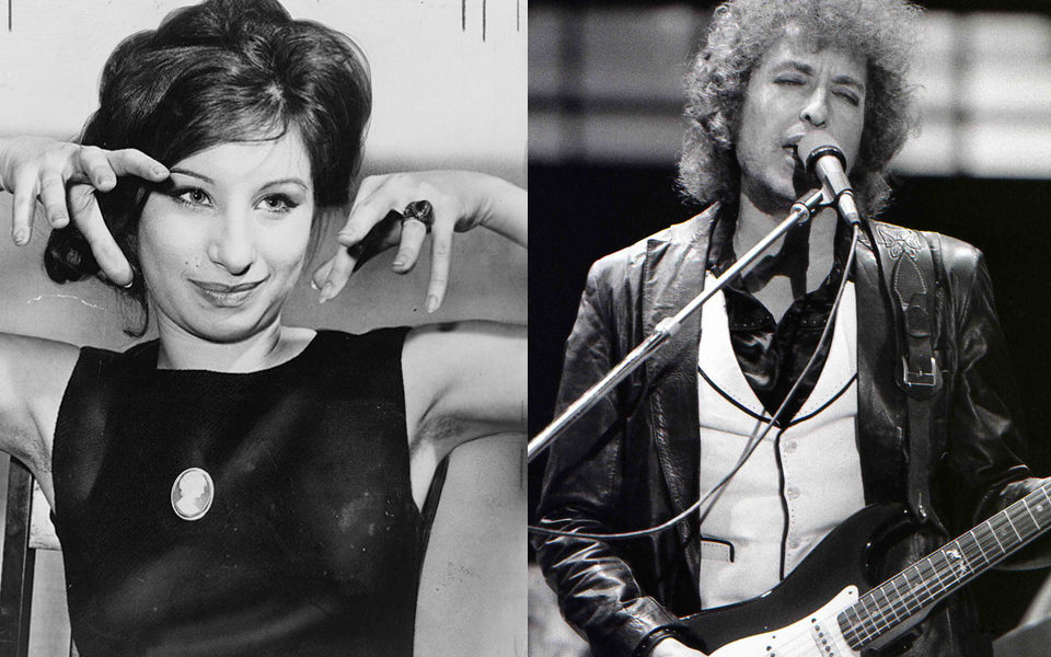 Barbra Streisand Asked Bob Dylan to Make a Record Together