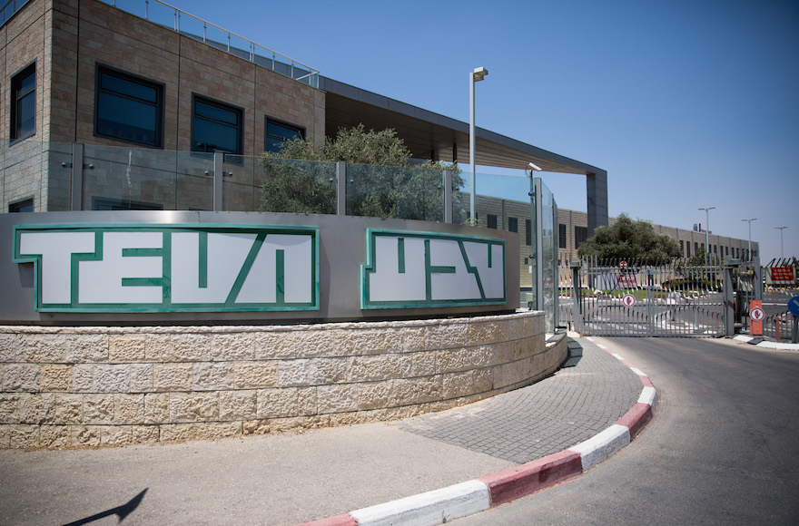 Israeli drug manufacturer Teva at center of anti-trust lawsuit brought by 44 states