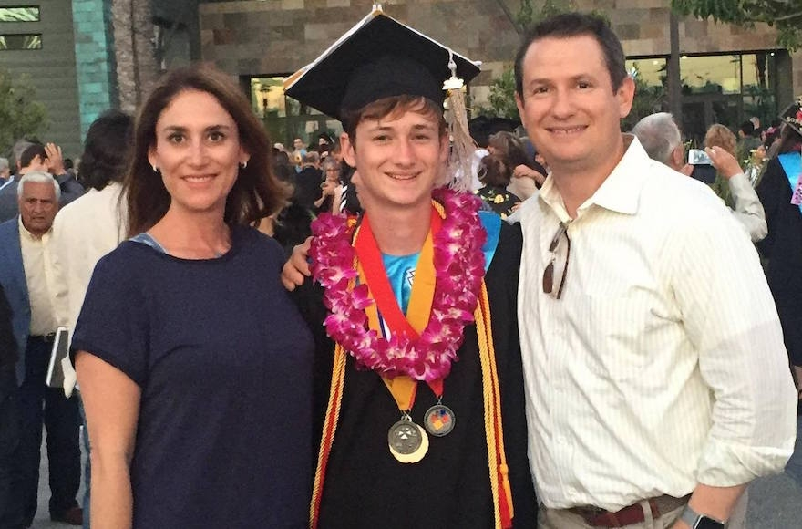 High school classmate of dead college student Blaze Bernstein named as murder suspect